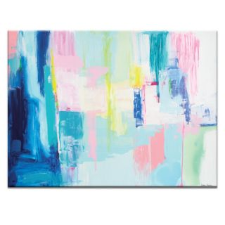 Love Actually by Kirsten Jackson Painting Print on Canvas by Artist
