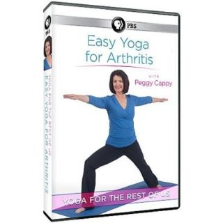 Peggy Cappy: Yoga For The Rest Of Us   Easy Yoga For Arthritis