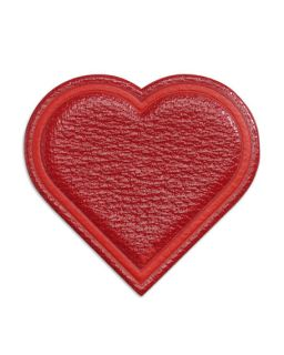Anya Hindmarch Leather Letter Sticker for Handbag