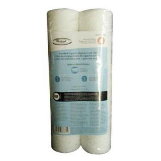 Whirlpool Whole House Replacement Sediment Filter Cartridge (2 Pack) WHIRLPOOL WHKF WHSW
