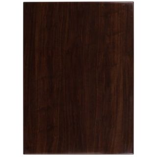 Flash Furniture 30'' x 42'' Rectangular Resin Walnut Table Top [TP WAL 3042 GG]
