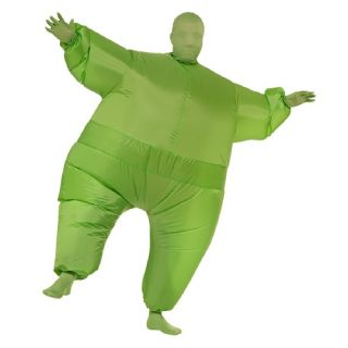 Rubies Costumes Inflatable Suit Standard One Size Green