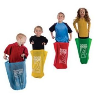 Sack Race Game (each)   Party Supplies