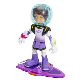 Tomy 1.8 Miles from Tomorrowland Small Poseable Figure   Loretta