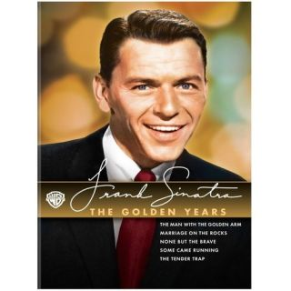 Frank Sinatra: The Golden Years   The Man With The Golden Arm / Marriage On The Rocks / None But The Brave / Some Came Running / The Tender Trap