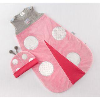 Baby Aspen Snug as a Bug Ladybug Snuggle Sack Gift Set   14140884