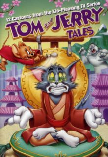 Tom and Jerry: Tales Vol 4 (DVD)   Shopping   Big Discounts