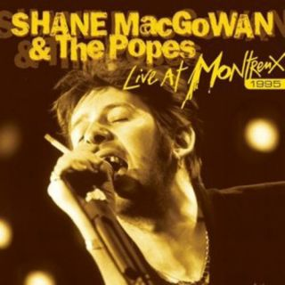 PID Shane Macgowan & the Popes   Live at Montreux 1995 [CD]   TVs