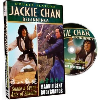 Jackie Chan: Beginnings   Snake & Crane Arts Of Shaolin / Magnificent Bodyguards (Double Feature) (Full Frame)