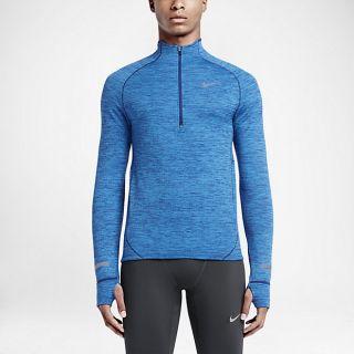 Top de running para hombre Nike Element Sphere Half Zip MX