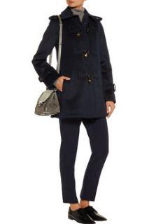 Fleece wool blend coat  Derek Lam