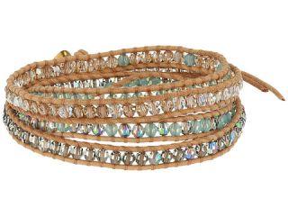 Chan Luu 32 Pacific Opal Swarovski Mix Wrap Bracelet, Women
