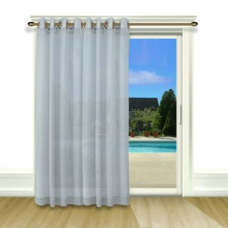 Ricardo Trading Bal Harbour Patio Grommet Curtain Single Panel