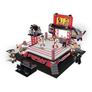 C3 WWE StackDown Raw Ring Set