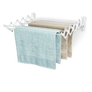 Wall Mount Accordion Dryer by Polder Products LLC