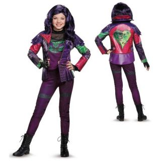 Girls Descendants Prestige Mal Ultimate Costume