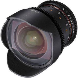 Rokinon 14mm T3.1 Cine DS Lens for Canon EF Mount DS14M C