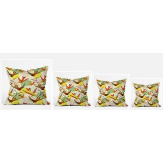 DENY Designs Sabine Reinhart Feels Like Heaven Polyester Throw Pillow