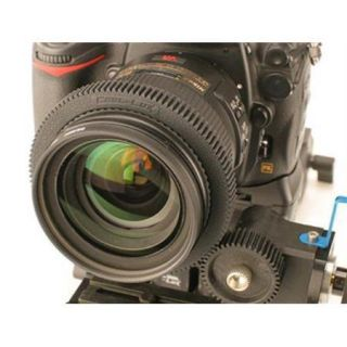 Cool Lux LuxGear LG8889 Follow Focus Gear Ring for 88 to 89.9mm Lens 951424