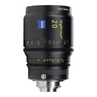Zeiss  DigiPrime 20mm T1.6 Cine Lens 1185 472