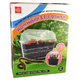 EDU Toys Worm Habitat   18681719 The Best