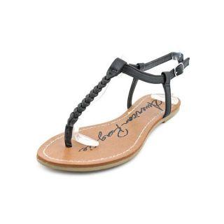 American Rag Womens Kelli Faux Leather Sandals   17932805