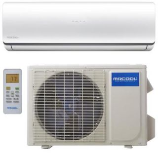Century VMH Series 9,000 BTU Ductless Mini Split Air Conditioner with Heat Pump System Kit   208V/60Hz VMH09SDKIT50