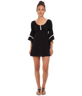 Lucy Love Wild Child Dress Black, Clothing, Black, Women