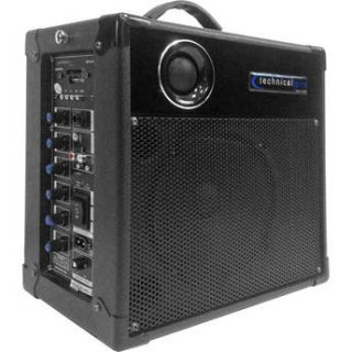Technical Pro WASP400 Portable PA System with Wireless WASP 400