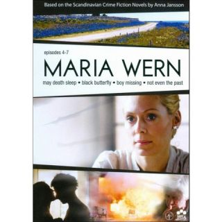 Maria Wern: May Death Sleep/Black Butterfly/Boy Missing/Not Even the