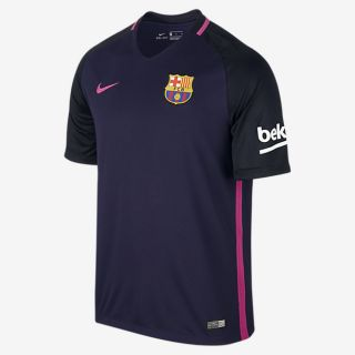 Maillot de football 2016/17 FC Barcelona Stadium Away pour Homme. Nike