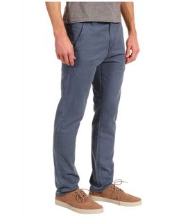 Levis Mens Chino Pant Evening Blue Twill, Blue