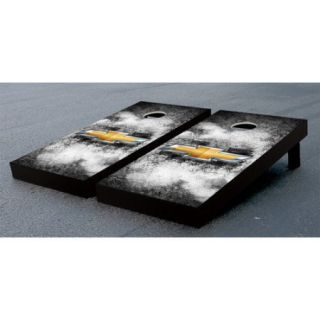 Victory Tailgate Chevy Bowtie Cornhole Game Set