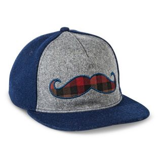 Boys Mustache Baseball Hat