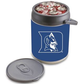 Picnic Time 690 00 000 154 0 Duke University Blue Devils Digital Print Can Cooler in Silver Gray