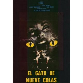 Cat o' Nine Tails Movie Poster (11 x 17)