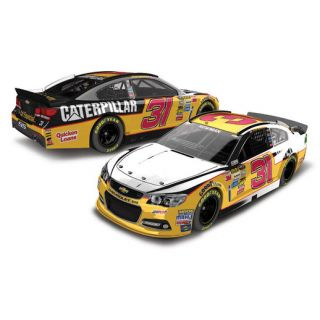 Action Racing Ryan Newman 2014 #31 Caterpillar 1:24 Scale Liquid Color Die Cast Chevy SS
