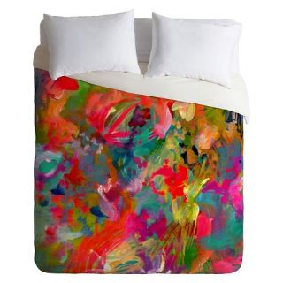 DENY Designs Stephanie Corfee Thats Hot Lightweight Duvet Cover