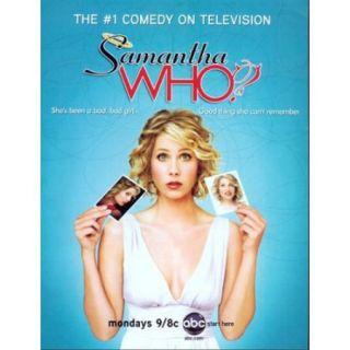 Samantha Who Movie Poster Print (27 x 40)