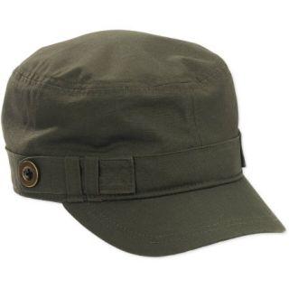 Bio World Merchandising Side Button Tab Cadet Hat, Olive
