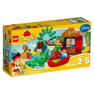LEGO® DUPLO® Jake and the Never Land Pirates™ Peter Pans Visit