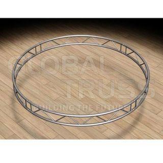 Global Truss 9.84 (3m) Vertical Circle (4x90 Degree Arcs) IB C3 V 90