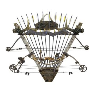 Rush Creek Bow and Arrows Wall Rack  ™ Shopping   The Best