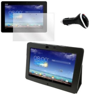 ASUS Transformer Pad TF701T Screen Protector, Folio & Charger