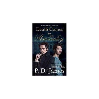 Death Comes to Pemberley (Media Tie In) (Paperback)