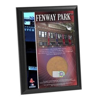 Steiner Sports Fenway Park 4'' x 6'' Game Used Dirt Plaque