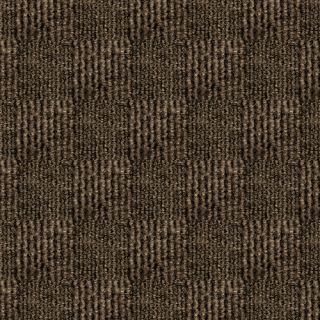 Smart Transformations 24 X 24 Carpet Tile in Espresso by 4urFloor