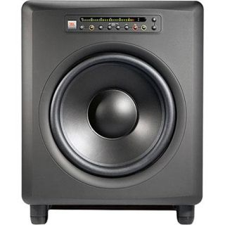 """LSR4312SP/230 JBL JBL 12"""" Linear Spatial Reference Powered Subwoofer with RMC, 27Hz 150Hz Frequency Response, 230V AC (Europe Only)"""