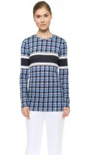 Derek Lam Long Sleeve T Shirt