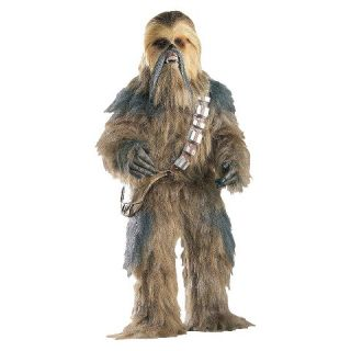 Mens Star Wars   Chewbacca Collectors Supreme Edition Adult Costume